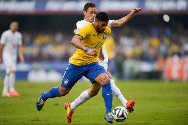 Brazil vs. Serbia: 6 Things We Learned