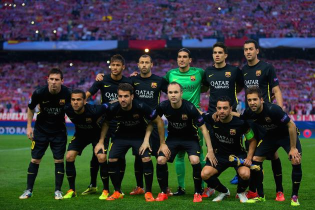 Predicting Barcelona's Starting XI Next Season
