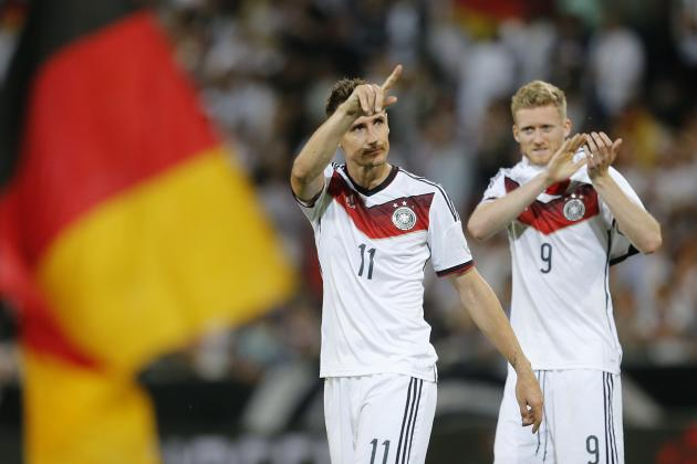 5 Things We Learned from Germany's Win Against Armenia