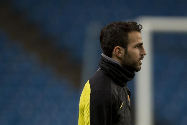 Chelsea Target Cesc Fabregas: 4 Reasons Why He's an Unwarranted Potential Buy