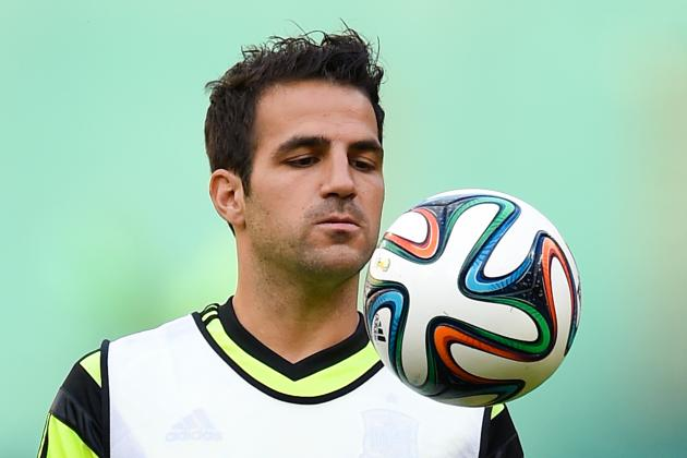Paper Gossip: Chelsea Chase Cesc Fabregas on the Cheap, Griezmann to PSG?