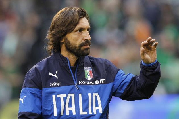 Andrea Pirlo's Top 5 World Cup Moments