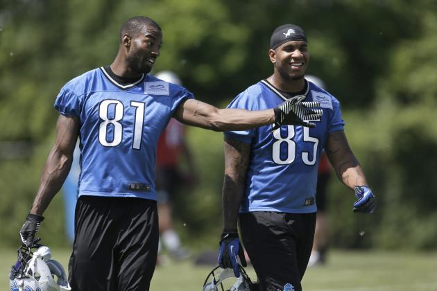 Detroit Lions Who've Turned Heads in Offseason Workouts