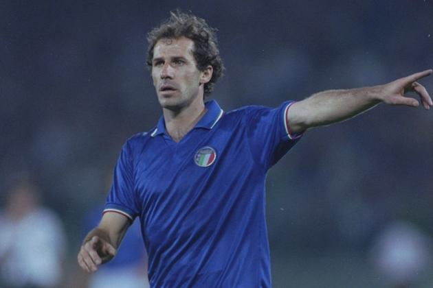 Ranking Italy's 10 Greatest World Cup Central Defenders