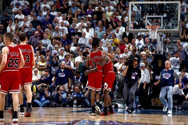 8 NBA Finals Moments That Will Never Happen Again
