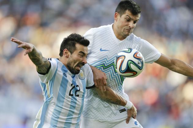 Argentina vs. Slovenia: 6 Things We Learned