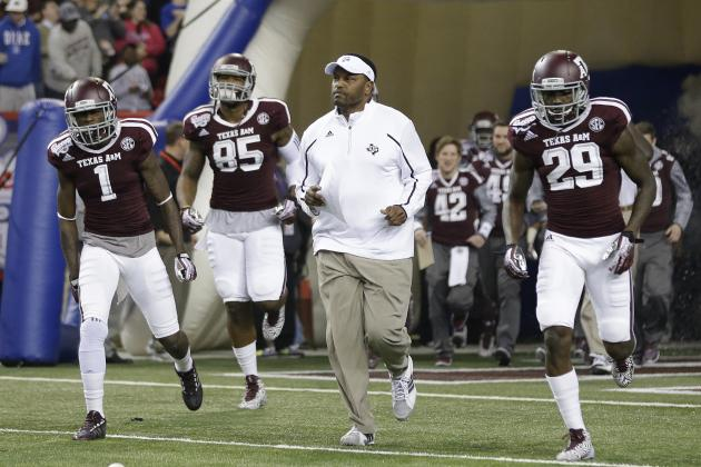 Texas A&M Football Recruiting: 13 Commits & Top Targets to Watch at The Opening
