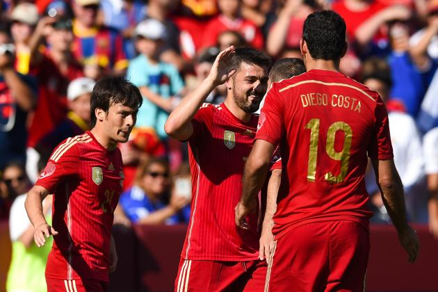 El Salvador vs. Spain: 6 Things We Learned