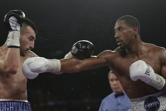 Demetrius Andrade vs. Brian Rose: Preview and Prediction for Title Fight