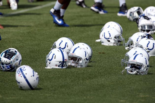 Indianapolis Colts Who've Turned Heads in Offseason Workouts