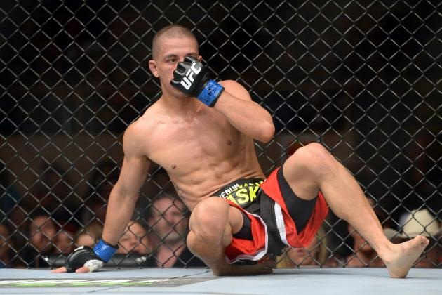 UFC Fight Night 42: Grades for Every Main Card Fighter