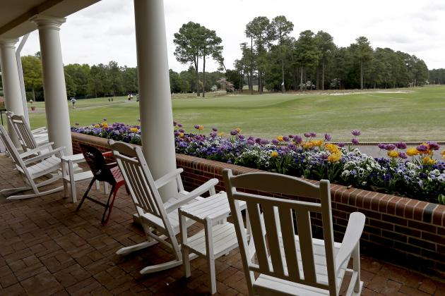 US Open Golf Odds 2014: Betting Guide for Pinehurst Tournament
