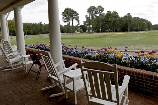 US Open Golf Odds 2014: Betting Guide for Pinehurst Tournament