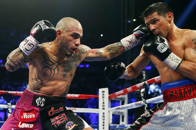 Ranking Miguel Cotto's Best Option for Next Fight After TKO vs. Sergio Martinez