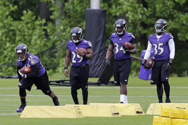 Baltimore Ravens: Breakdown and Depth Chart Analysis at Running Back