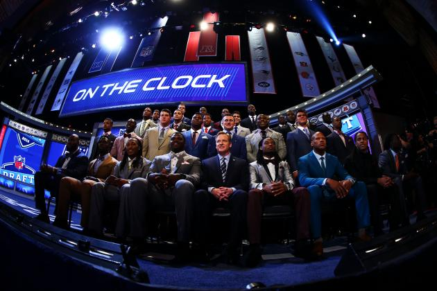 Projecting the Top 10 Fantasy Football Rookies for 2014 Season