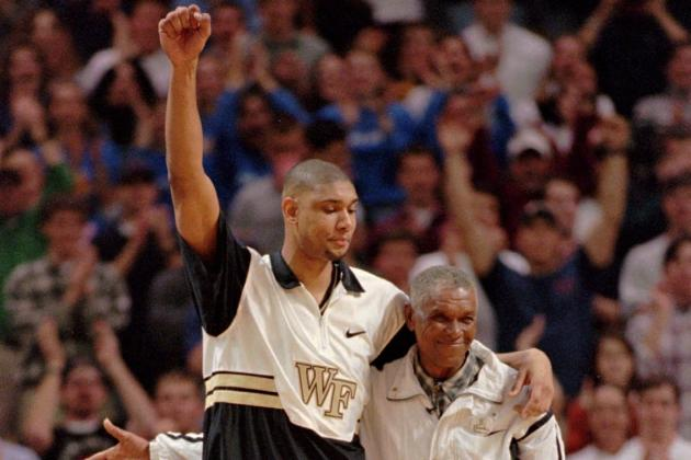 Wake Forest Basketball: Ranking the Top 5 Demon Deacons Players of All Time