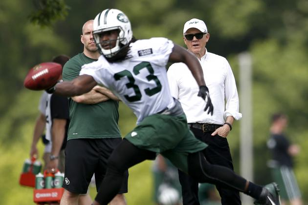 New York Jets: Full Position Breakdown and Depth Chart Analysis at Running Back