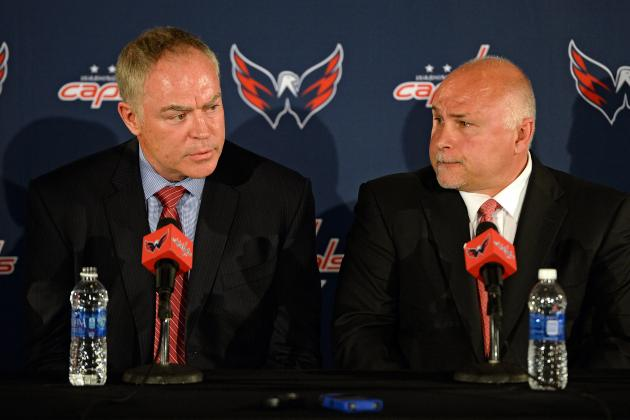 5 Roster Spots Washington Capitals Should Be Looking to Upgrade
