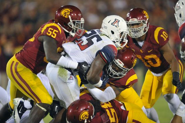 USC Football: 5 Defensive Players with the Most to Gain from Summer Workouts