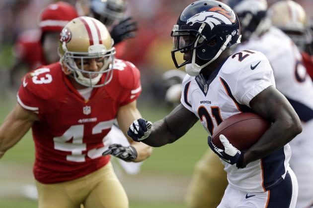 Denver Broncos: Full Position Breakdown and Depth-Chart Analysis at Running Back