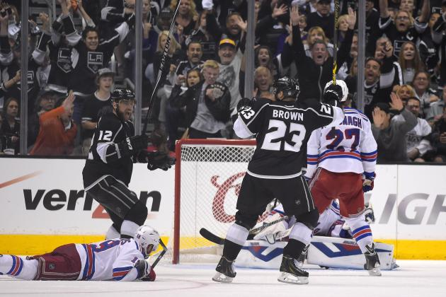 Los Angeles Kings vs. New York Rangers Game 3: Keys for Each Team