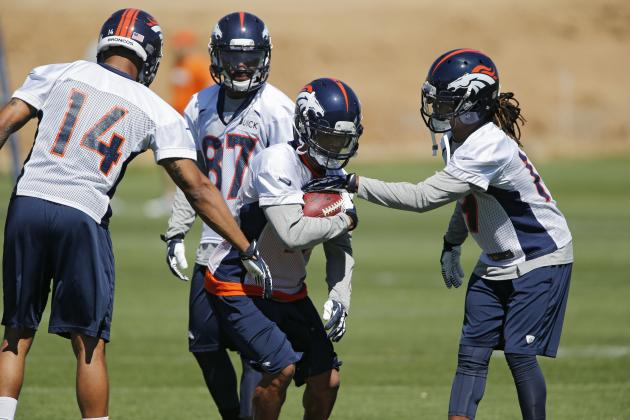 Denver Broncos Who've Turned Heads in Offseason Workouts