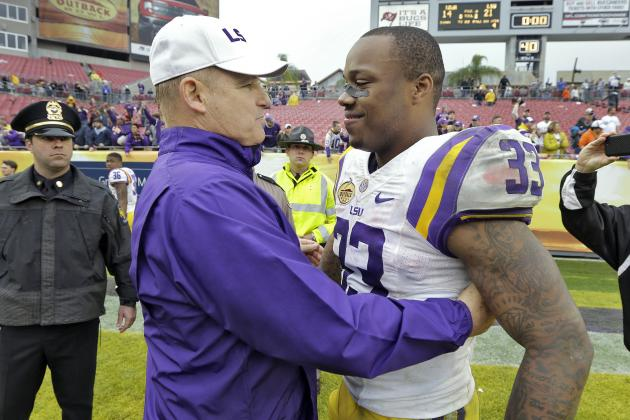 LSU Football: Recapping the Biggest 2014 Offseason News so Far