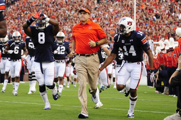 Auburn Football: Projecting Who Will Win the Tigers' Open Starting Positions