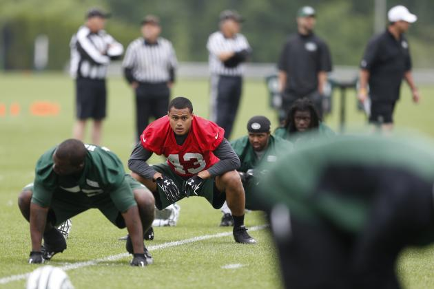 New York Jets Who've Turned Heads in Offseason Workouts