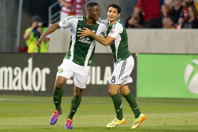 MLS Team of the Week: Adi, Shipp, Casey Bag Braces in Week 14