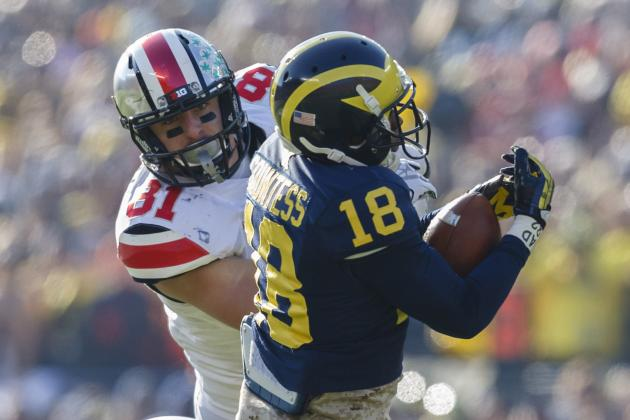 Michigan Football: Projecting Who Will Win Wolverines' Open Starting Positions