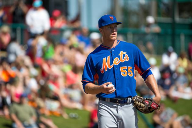 Stock Up, Stock Down for Mets' Top 10 Prospects for Week 11