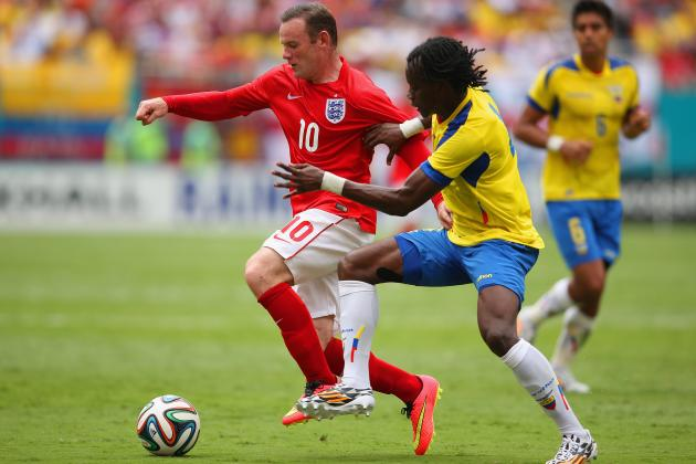 5 Things We Learned from England's Pre-World Cup Friendlies