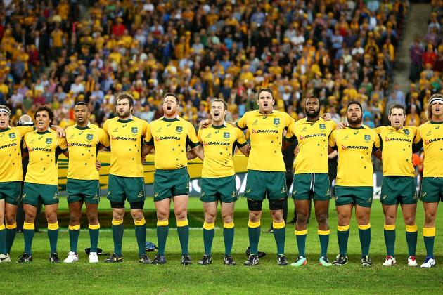 World Rugby's Team of the Weekend: Aussie New Boys Show Their Class