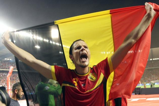 Predicting a Route to World Cup Glory for Belgium