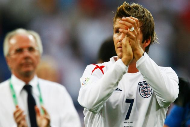Ranking England's Top 10 World Cup Moments