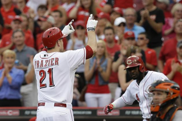 Cincinnati Reds: Week 10 Player Power Rankings