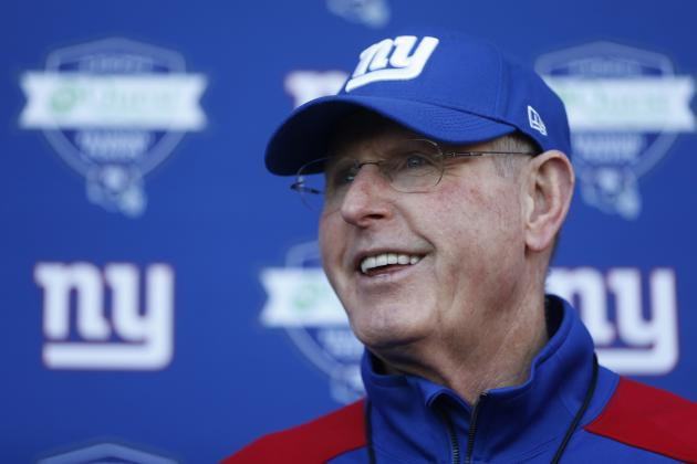 The 5 Biggest Issues Facing the New York Giants with OTAs Wrapped
