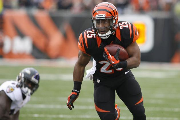 Cincinnati Bengals: Full Breakdown and Depth Chart Analysis at Running Back