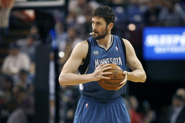 Timeline of How It All Went Wrong for Kevin Love and Minnesota Timberwolves