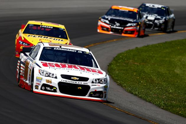 Biggest NASCAR Storylines to Watch Ahead of Sprint Cup Series at Michigan