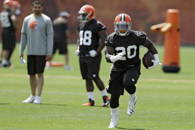 Cleveland Browns Who've Turned Heads During OTA's