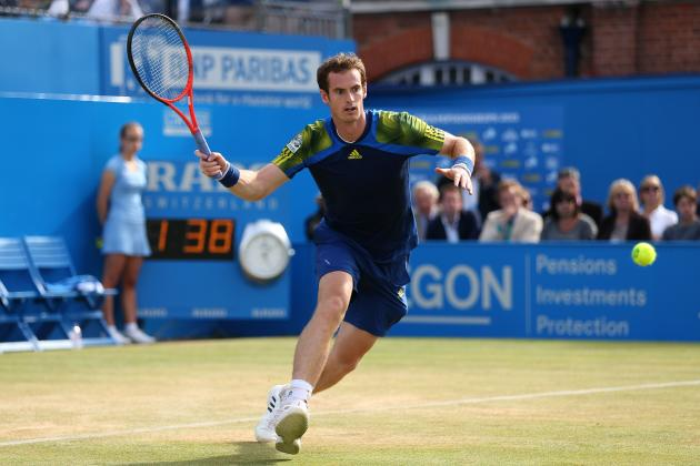 AEGON Championships 2014: Daily Scores, Results and Schedule