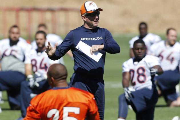 The 5 Biggest Issues Facing the Denver Broncos with OTAs Wrapped Up