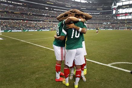 5 Mexico Players with a Point to Prove vs. Cameroon