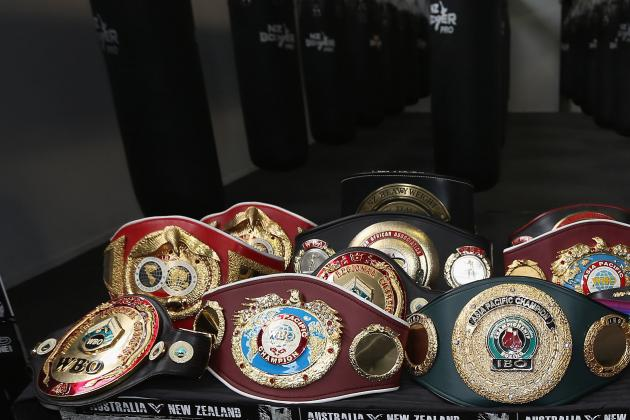 Boxing Belt-Holders Who Have Yet to Face a Serious Challenge