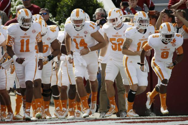 Tennessee Football: Projecting Who Will Win Volunteers' Open Starting Positions