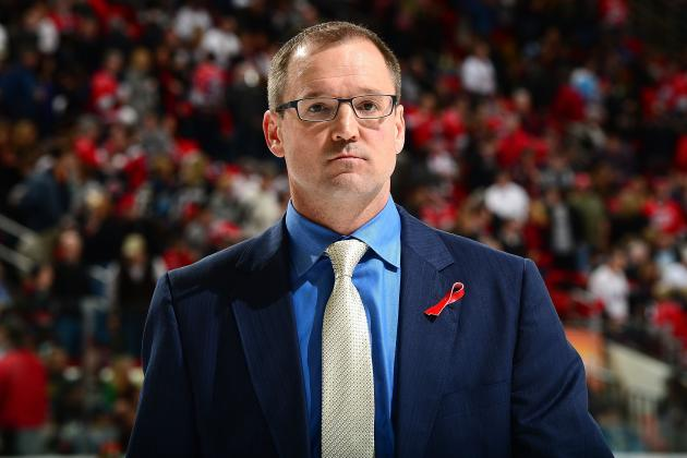 NHL Rumors: Odds of Hiring Dan Bylsma for Each Team Searching for Head Coach