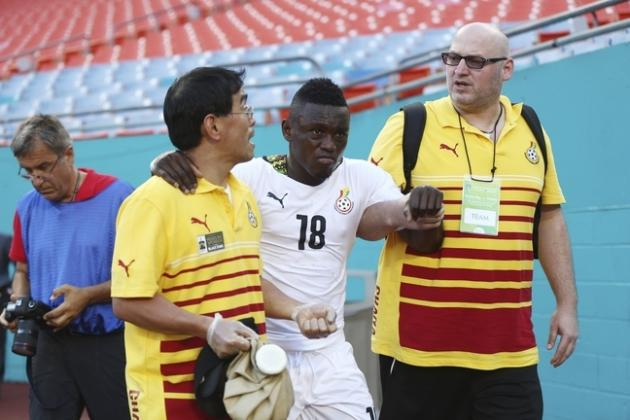 Ghana vs. South Korea: 6 Things We Learned